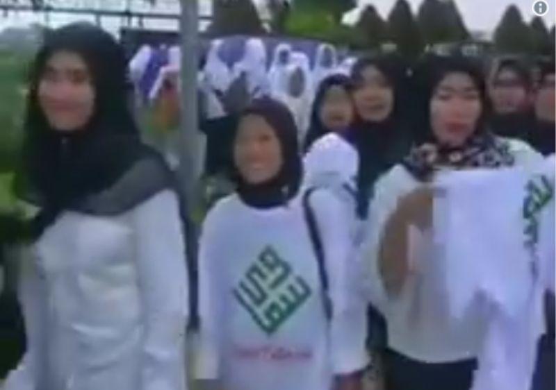 Video Peserta Ulama Muda Yang Dukung Jokowi Bocah-bocah, Kok Disebut Ulama Muda?