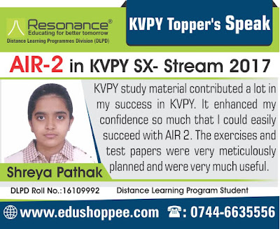 http://dlpd.resonance.ac.in/Courses/KVPY-Class-XI-XII.aspx