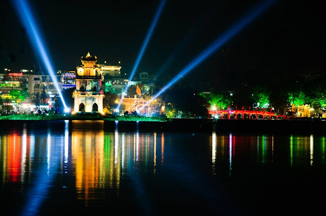 Top the ideal holiday destination in Hanoi capital 1
