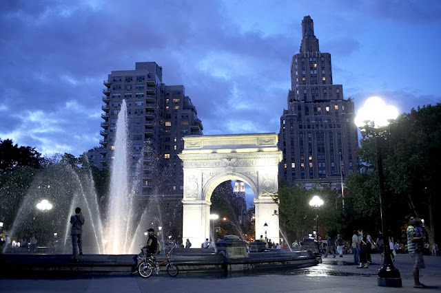 Washington Square Park em Nova York