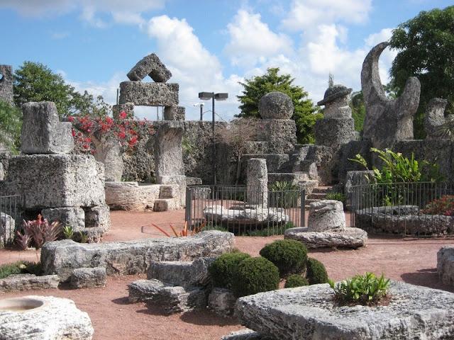 Castelo dos Corais em Miami