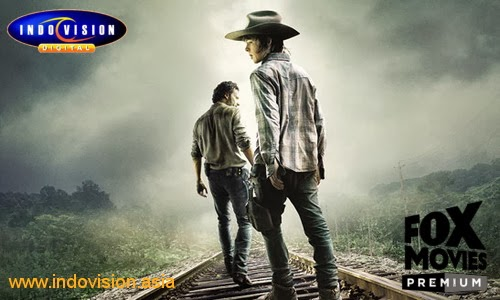 Jadwal tayang episode baru The Walking Dead di Fox Movies Premium.