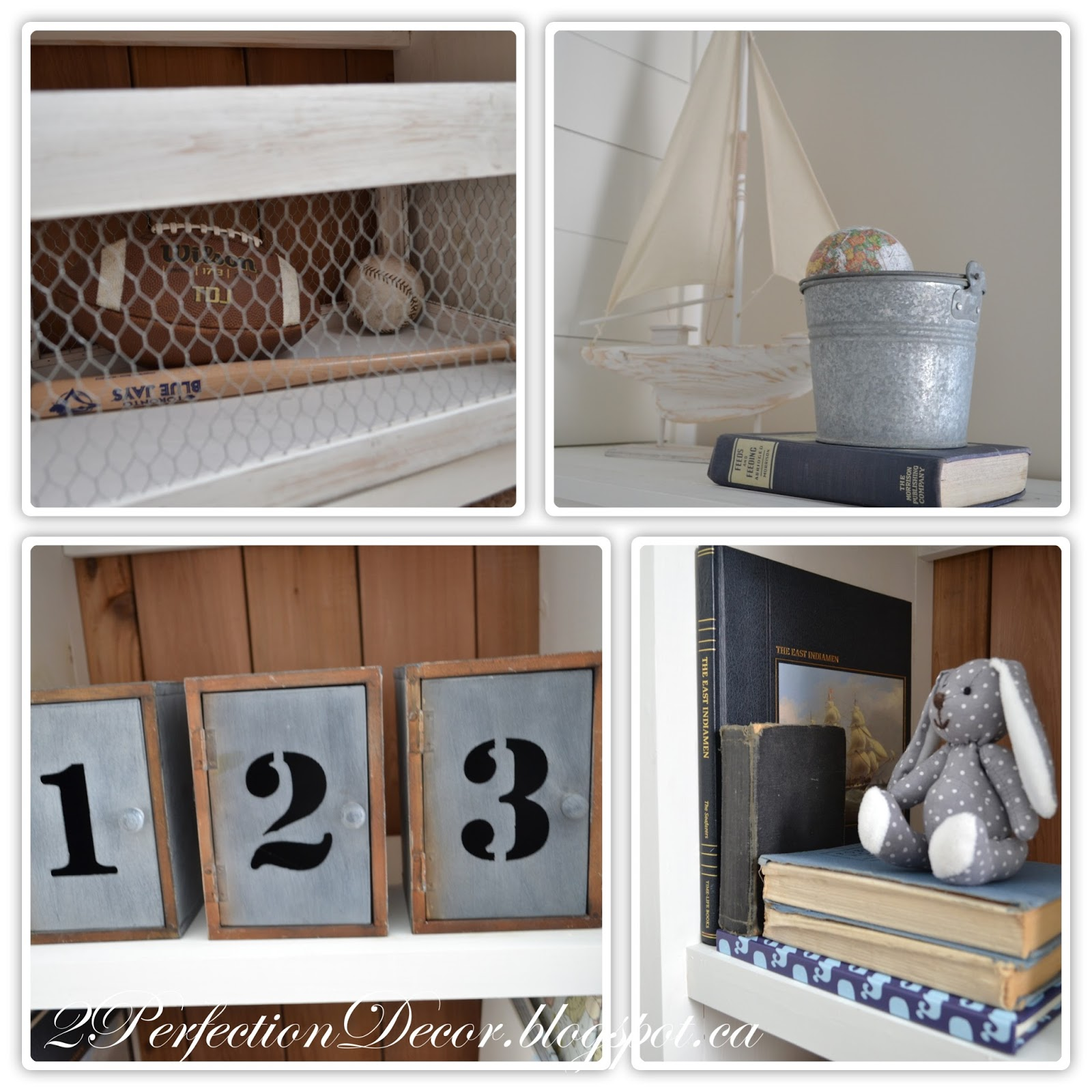 2perfection decor nautical nursery reveal