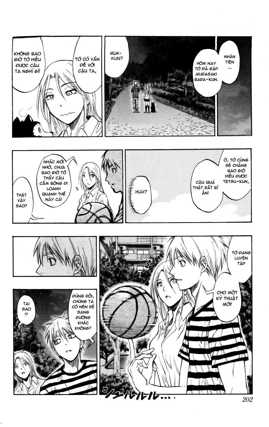 Kuroko No Basket chap 080 trang 16