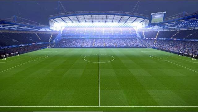 Stamford Bridge New Pitch & Light PES 2017