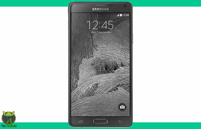 [Update] N910FXXS1DQG5 | Galaxy Note 4 SM-N910F