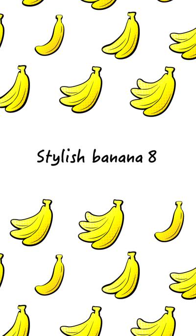 Stylish banana 8