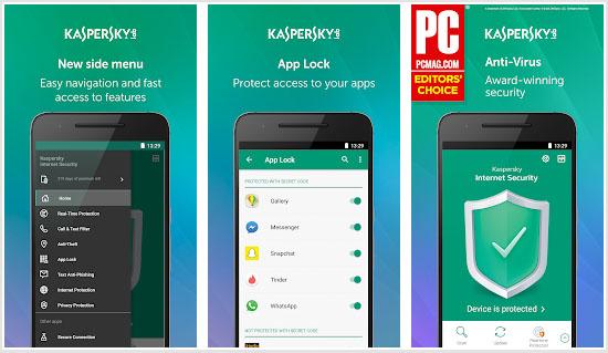 Kaspersky Mobile Antivirus