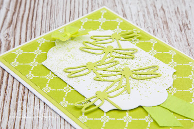 Introducing the 2017-19 Stampin' Up! In Colours.  Meet Lemon Lime Twist which you can buy here