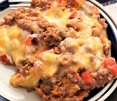 Cheesy Mexican Casserole