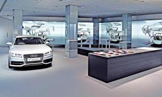 Mua sắm Audi kỹ thuật số
