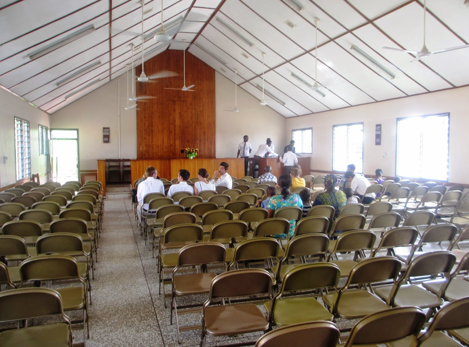 Souvenir Chronicles Africa Lds Church In Ghana Part I