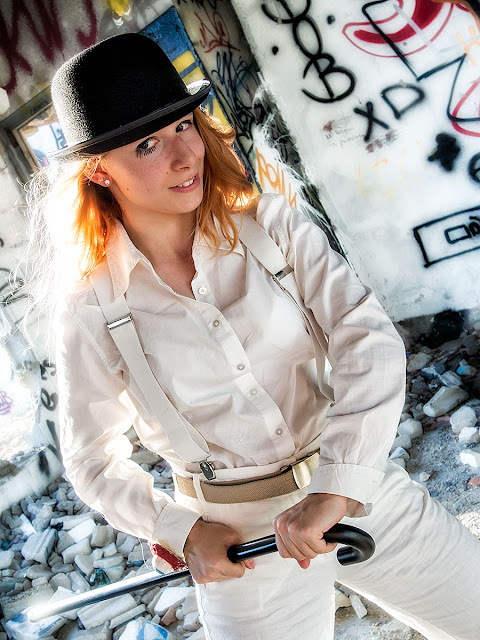 Sesion Naranja mecánica - A Clockwork Orange