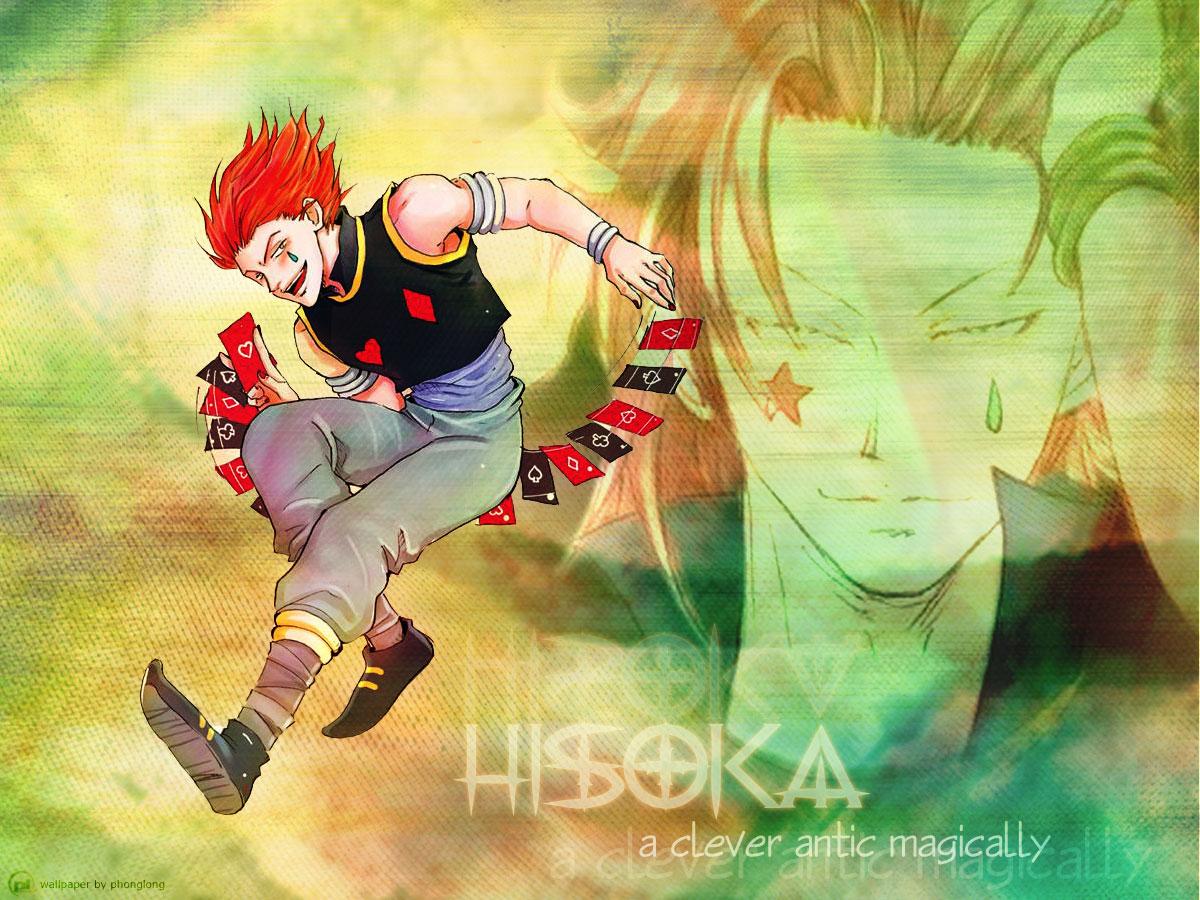 Anime Killer Girl Wallpaper Manga Artist Hunter X Hunter Hisoka