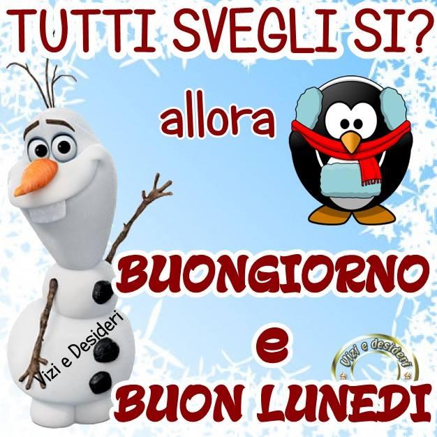Immagini buon giorno divertenti seri o romantici da for Buon lunedi whatsapp