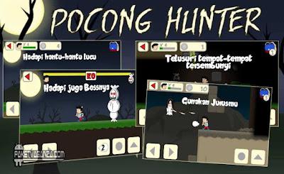 Download Hantu Pocong Hunter Mod Apk Unlimited Money & Coins