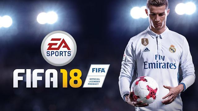 FIFA MOBILE 18 APK MOD FULL ATUALIZADO