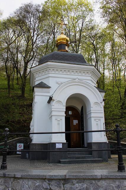 Источник Феодосия Печерского