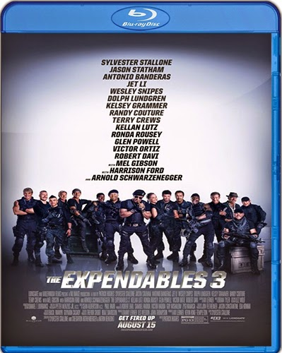 The Expendables 3 [BD25] [2014] [Latino] [Proper]