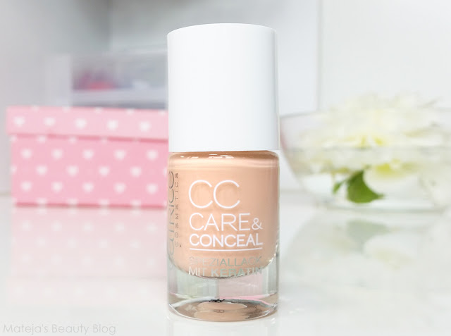 Catrice CC Care & Conceal Nail Polish 04 Apricot Skin-Fit