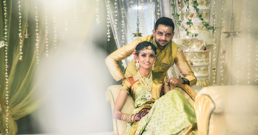 Gopinath & Subashini ~ Wedding
