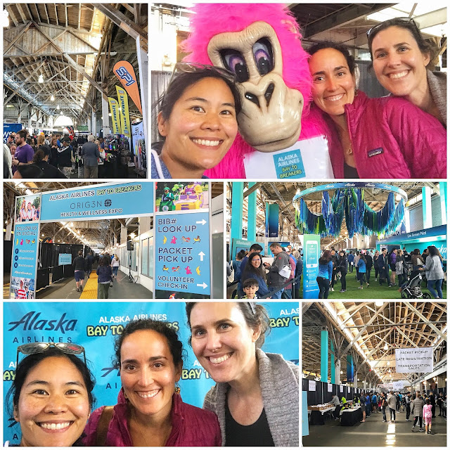 Bay to Breakers expo 2018