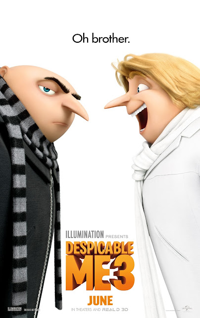 Despicable Me 3 Review and Giveaway