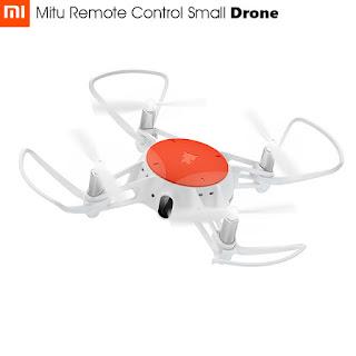 Spesifikasi Xiaomi MITU Drone - OmahDrones