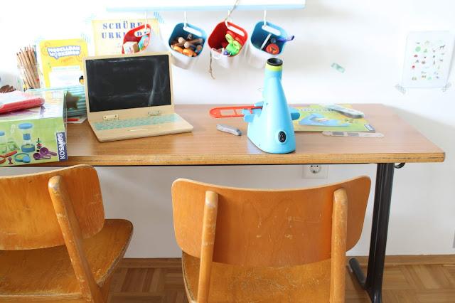 MINT Spielzeug tausendkind Geschenkideen Forscher Mikroskop Kindergartenkinder Jules kleines Freudenhaus