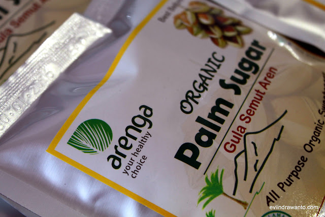 fungsi palm sugar dalam makanan