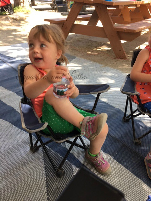 Toddler camping chairs