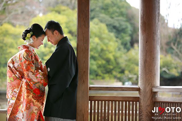 奈良前撮り撮影