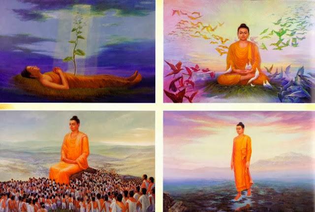 Đạo Phật Nguyên Thủy - Kinh Tăng Chi Bộ - Tám Pháp tùy chuyển Thế Giới