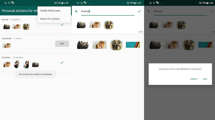 Cara Bikin Stiker WhatsApp Pakai Gambar Sendiri