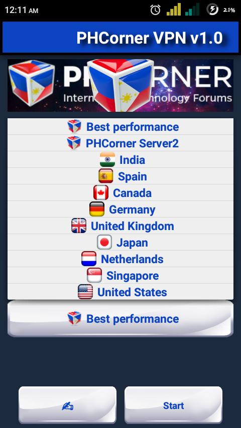 Phcorner vpn v1 0 (modded) - ITHUBPK