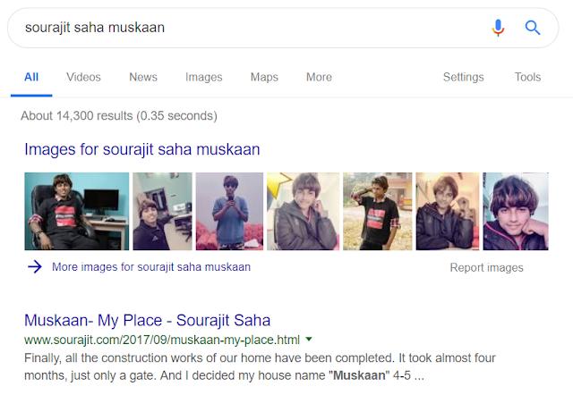 Sourajit Saha At Muskaan