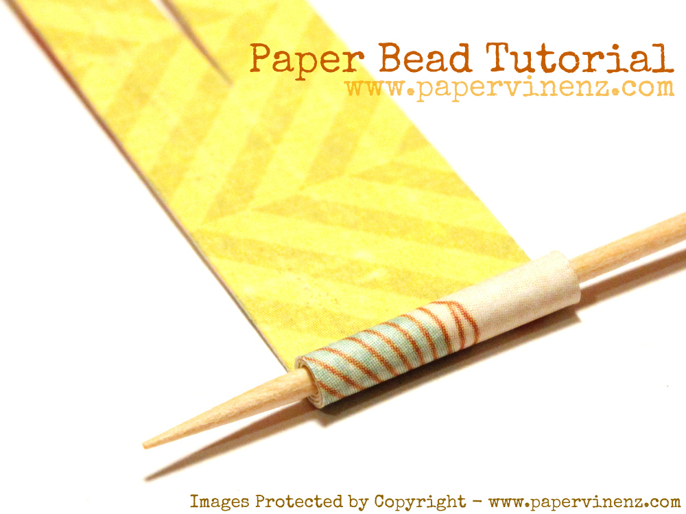 Paper Bead Tutorial – SUMMER FUN!