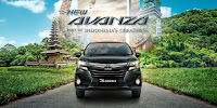 GRAND NEW TOYOTA AVANZA