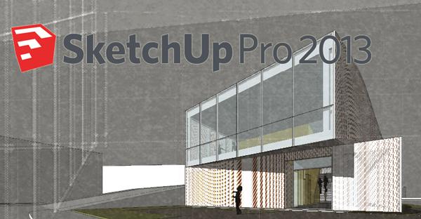 SketchUp Pro 2013,2014,2015,2016,2017,2018,2019 + Crack