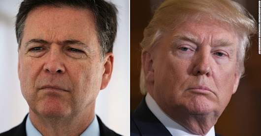 It is Comey Day: Let the Karmic Reckoning Begin