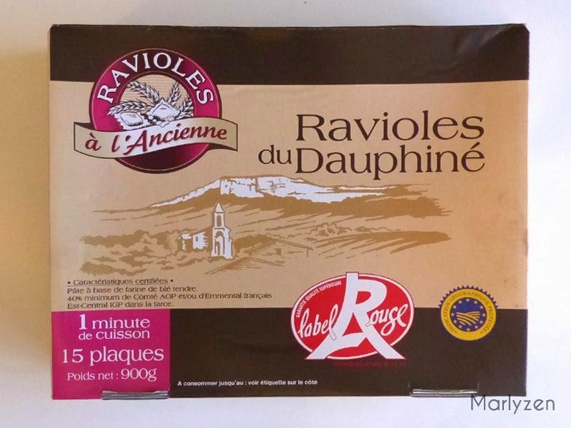 Ravioles du Dauphiné.