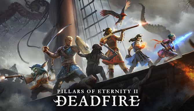 PILLARS OF ETERNITY II DEADFIRE V2.0.1.0044