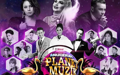 Keputusan Pemenang Anugerah Planet Muzik APM 2019