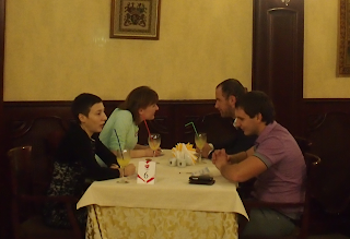 Speed Dating Moskou