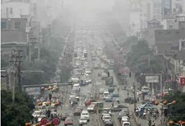 Contoh Karya Tulis Ilmiah Pengaruh Polusi Udara