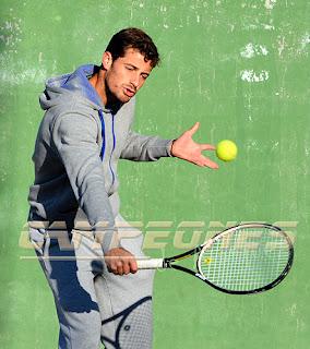 Tenis Aranjuez Diego Manrique
