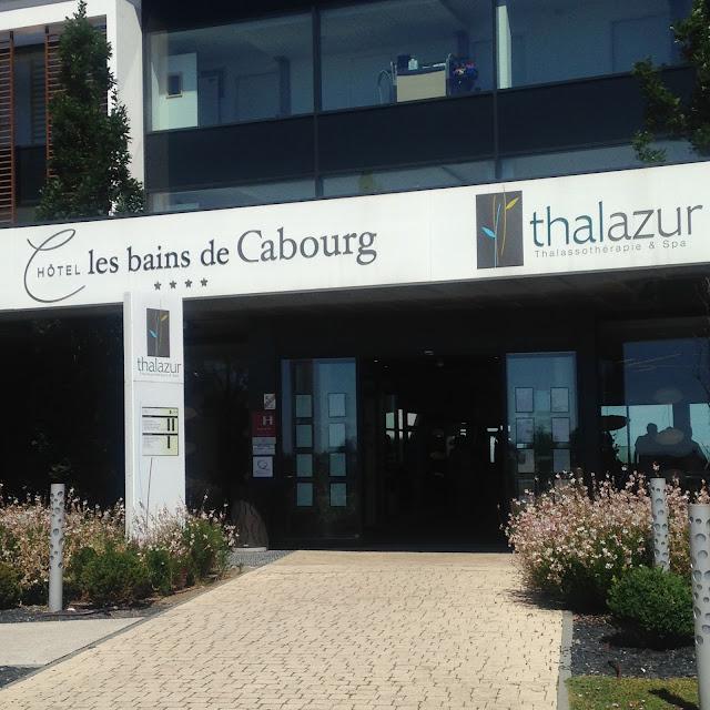 Etincelle blog for Thalasso les bains