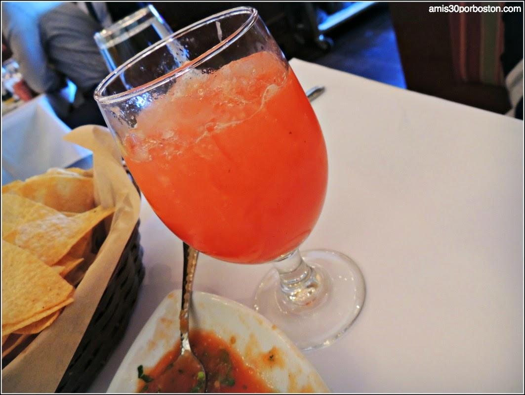 Besito: Margarita de Fresa