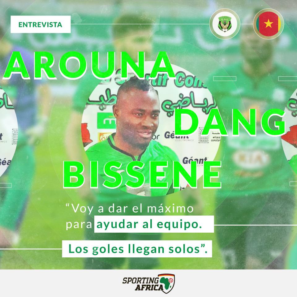¿Cómo se dio tu llegada al fútbol argelino  e30bab483ca21
