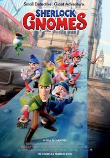 Film Sherlock Gnomes 2018